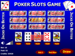 Jacks Or Better 10 Play Video Poker Game