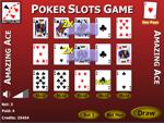Amazing Ace 3 Hand Video Poker Game