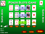 Super Aces 3 Hand Video Poker Game