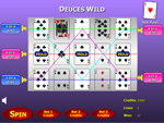 Deuces Wild Poker Slots