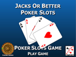 Jacks Or Better Poker Slots